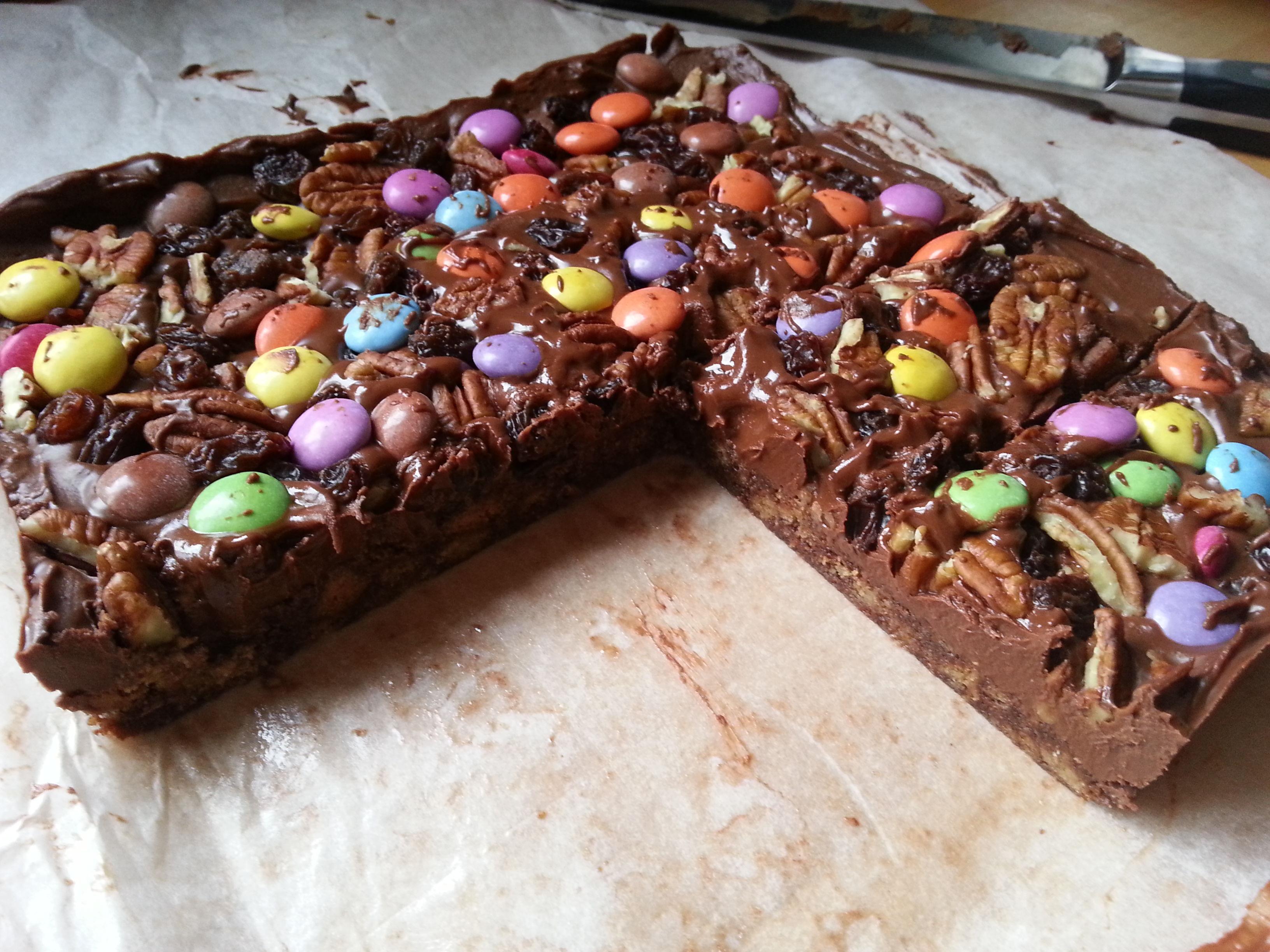 Chocolate Tiffin AllrecipesPhoto