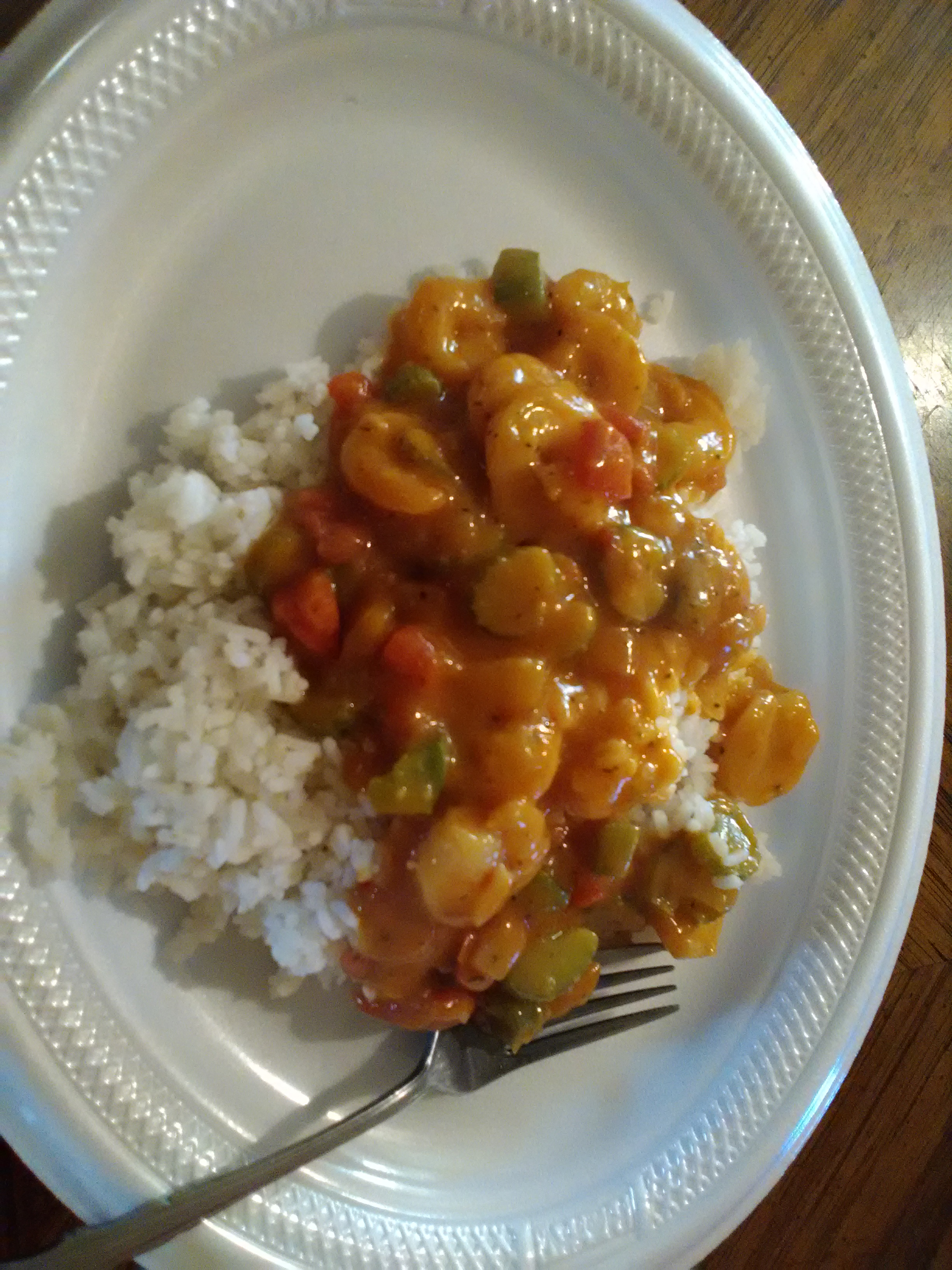 Chef John's Shrimp Etouffee Nightmare_Before_Christmas