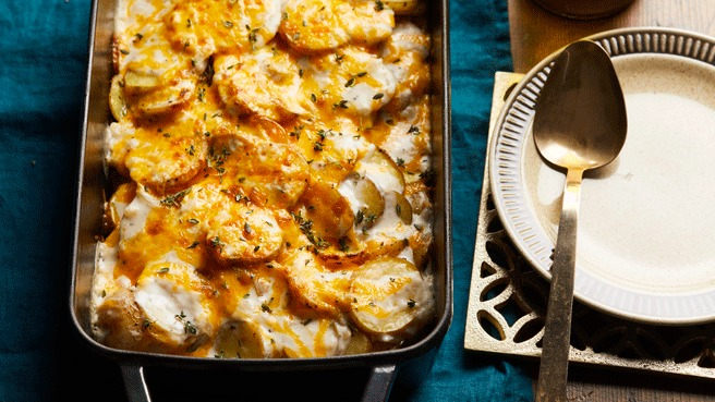 Easy Scalloped Potatoes Trusted Brands