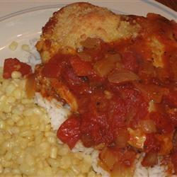 Tomato Curry Chicken Franny