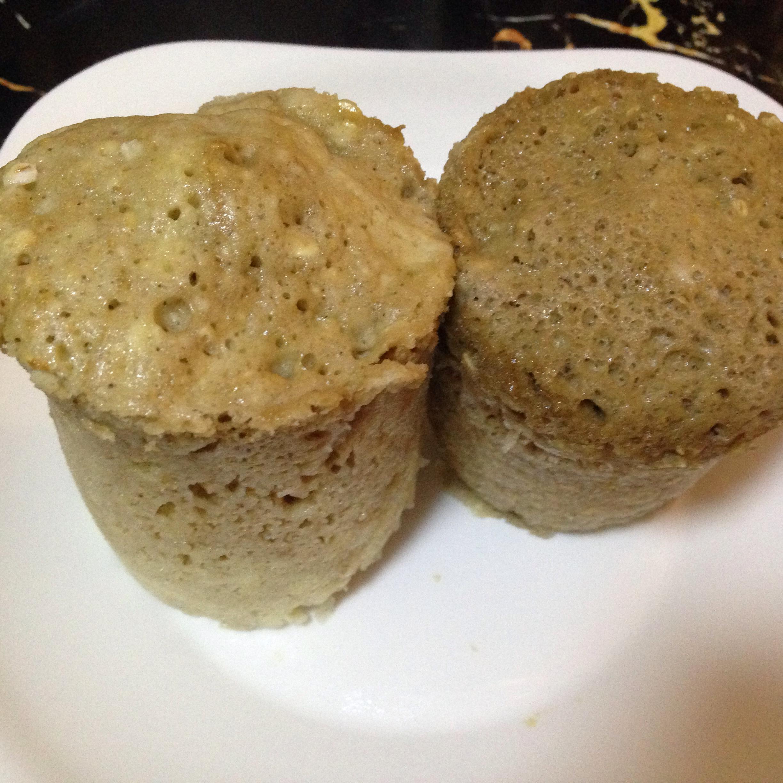 Cinnamon Muffin in a Mug conniep