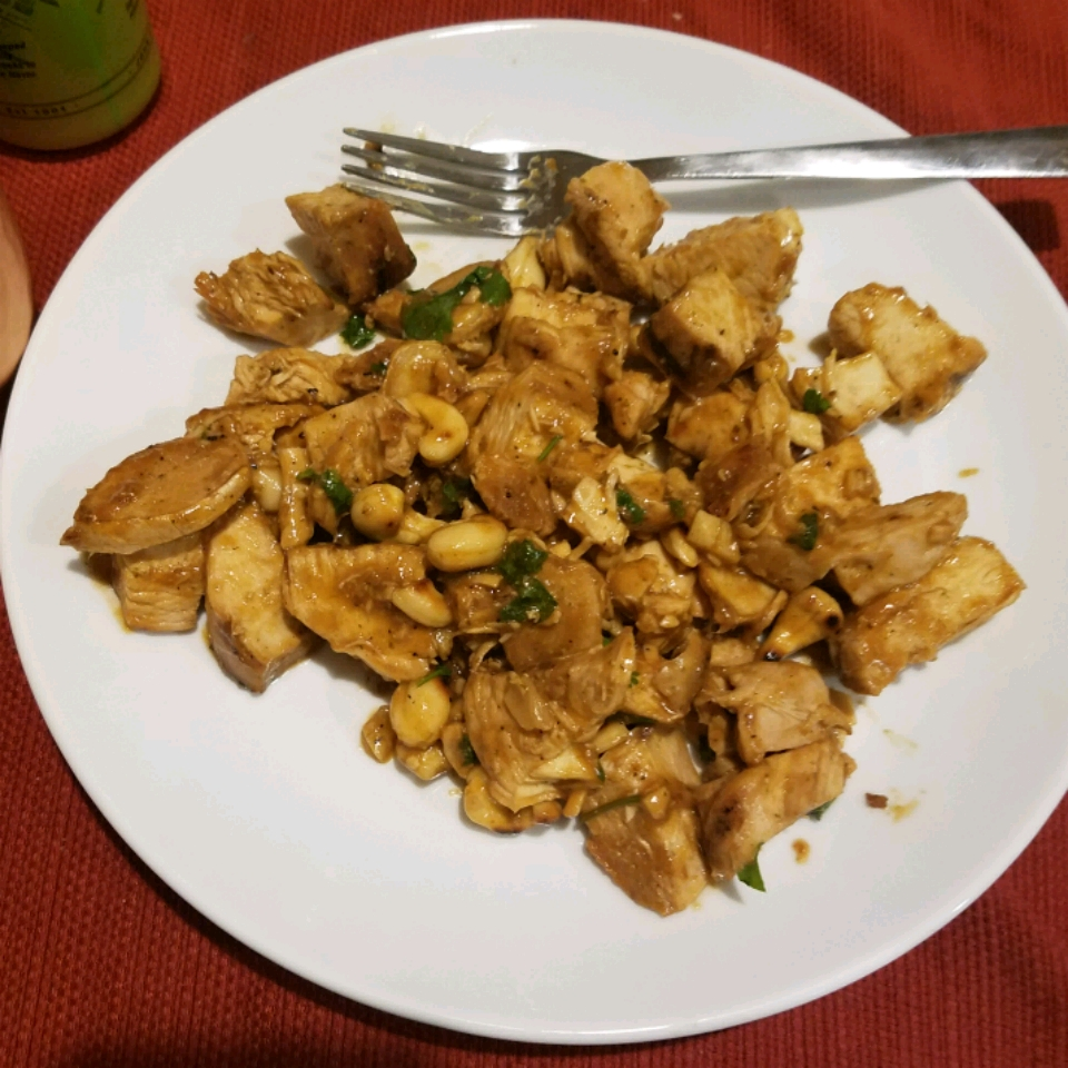 Chef John's Cashew Chicken