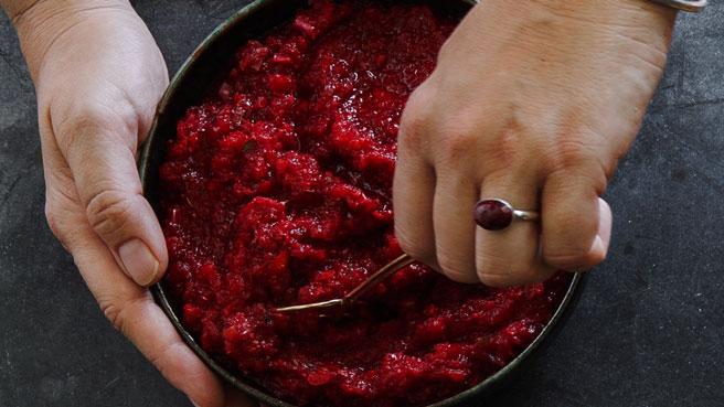 Kumquat & Cranberry Relish Trusted Brands