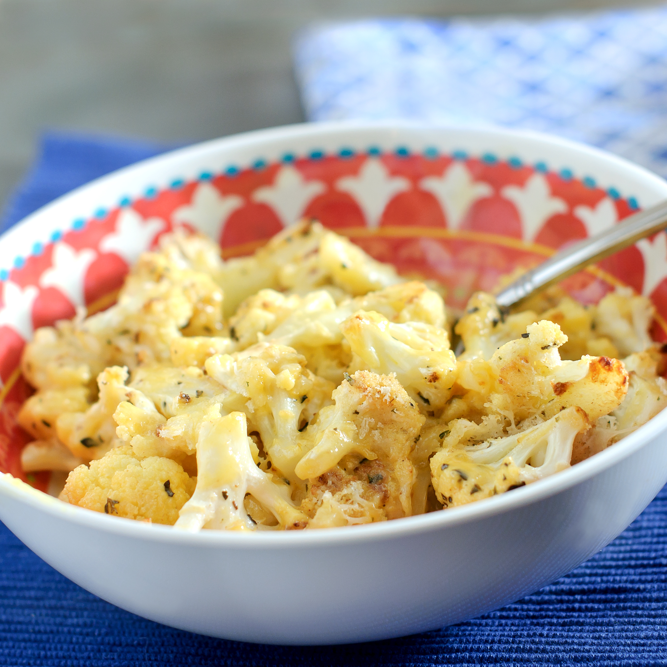 Easy Low-Carb Cauliflower Mac 'n Cheese