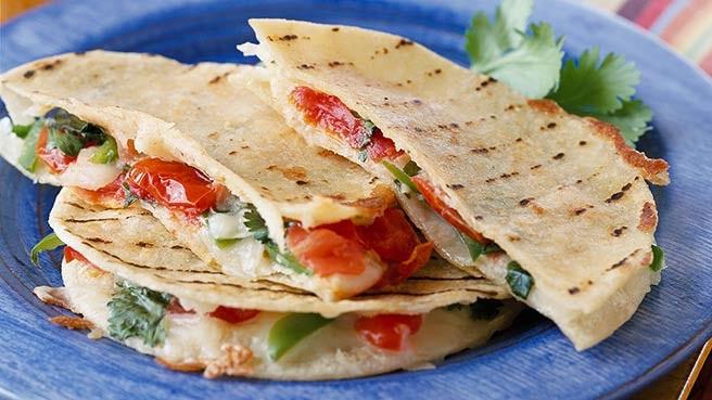 Fajita-Style Quesadillas Trusted Brands