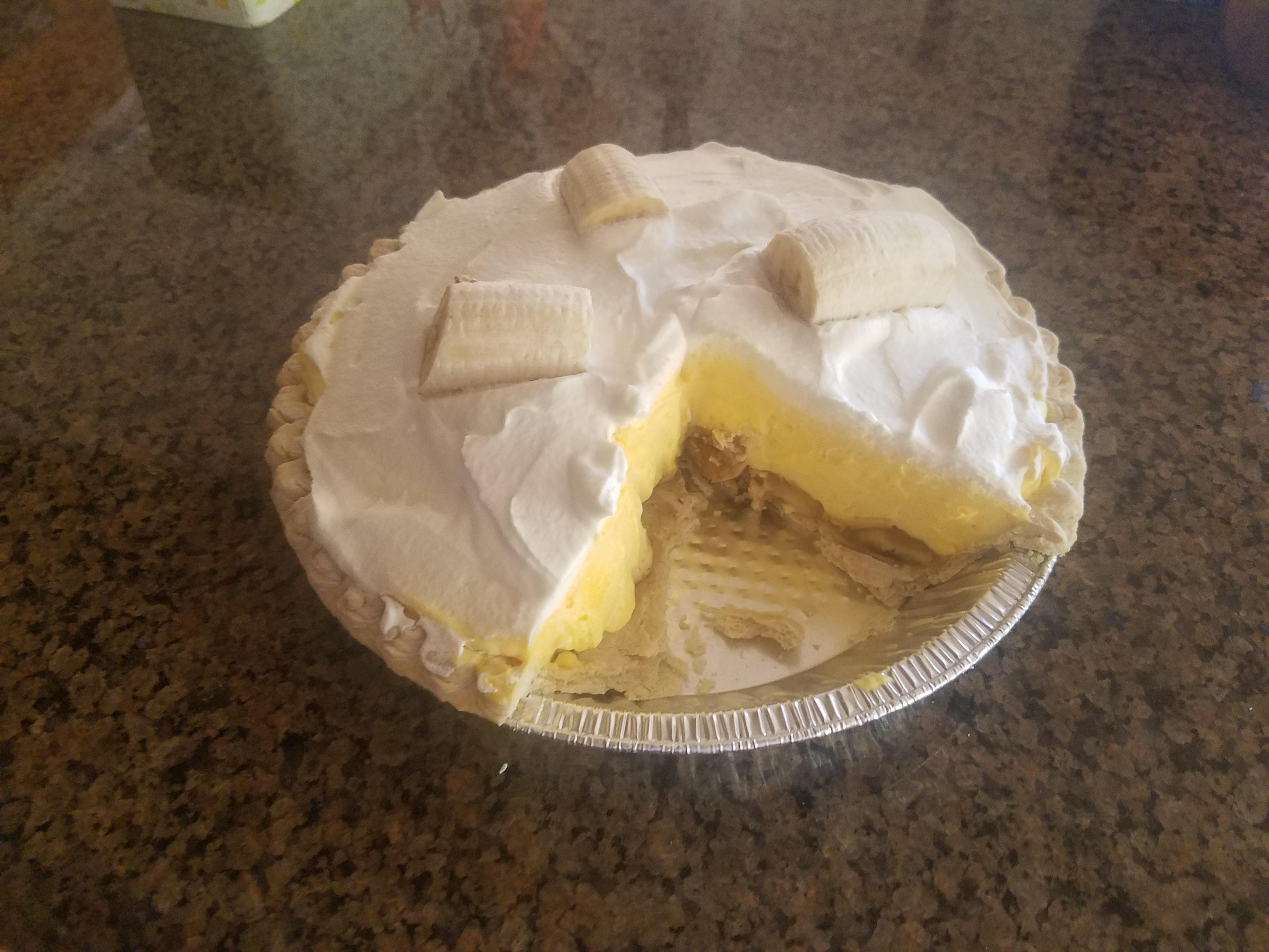 Banana Cream Pie III megan7