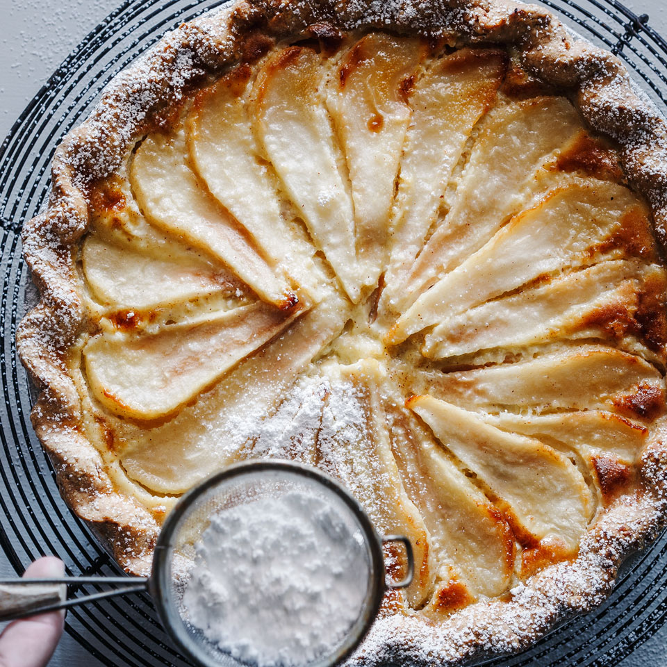 Pear Custard Pie Trusted Brands