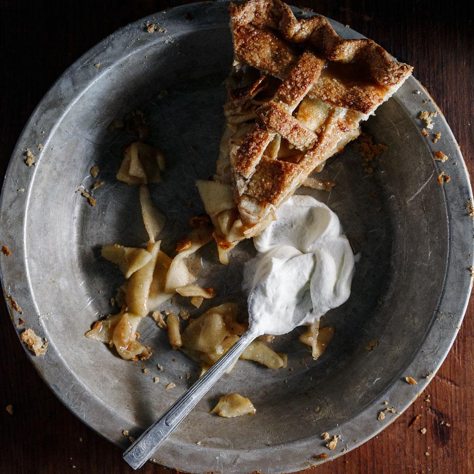 Chai-Spiced Apple Pie Summer Miller
