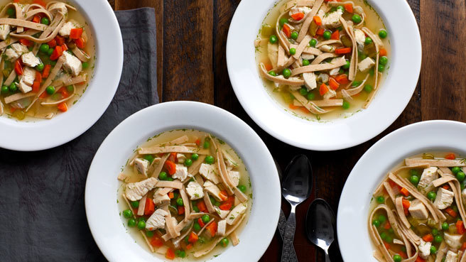 Slow-Cooker Chicken Noodle Soup Meal-Prep Freezer Pack Trusted Brands
