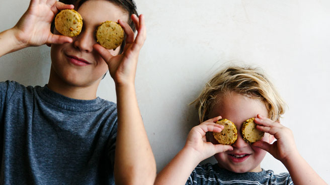 Orange-Pistachio Cookies Trusted Brands