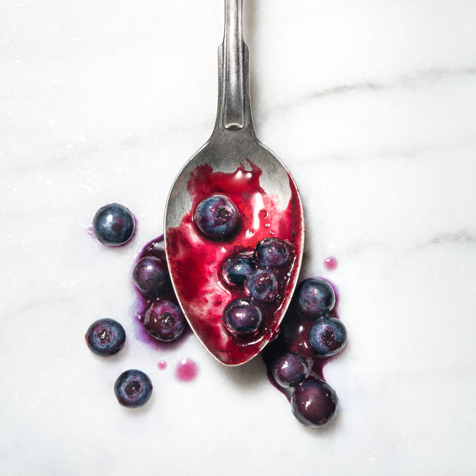 Blueberry Compote Julia Clancy