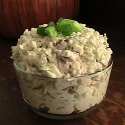 Creamy Cauliflower Salad Amy Celtic