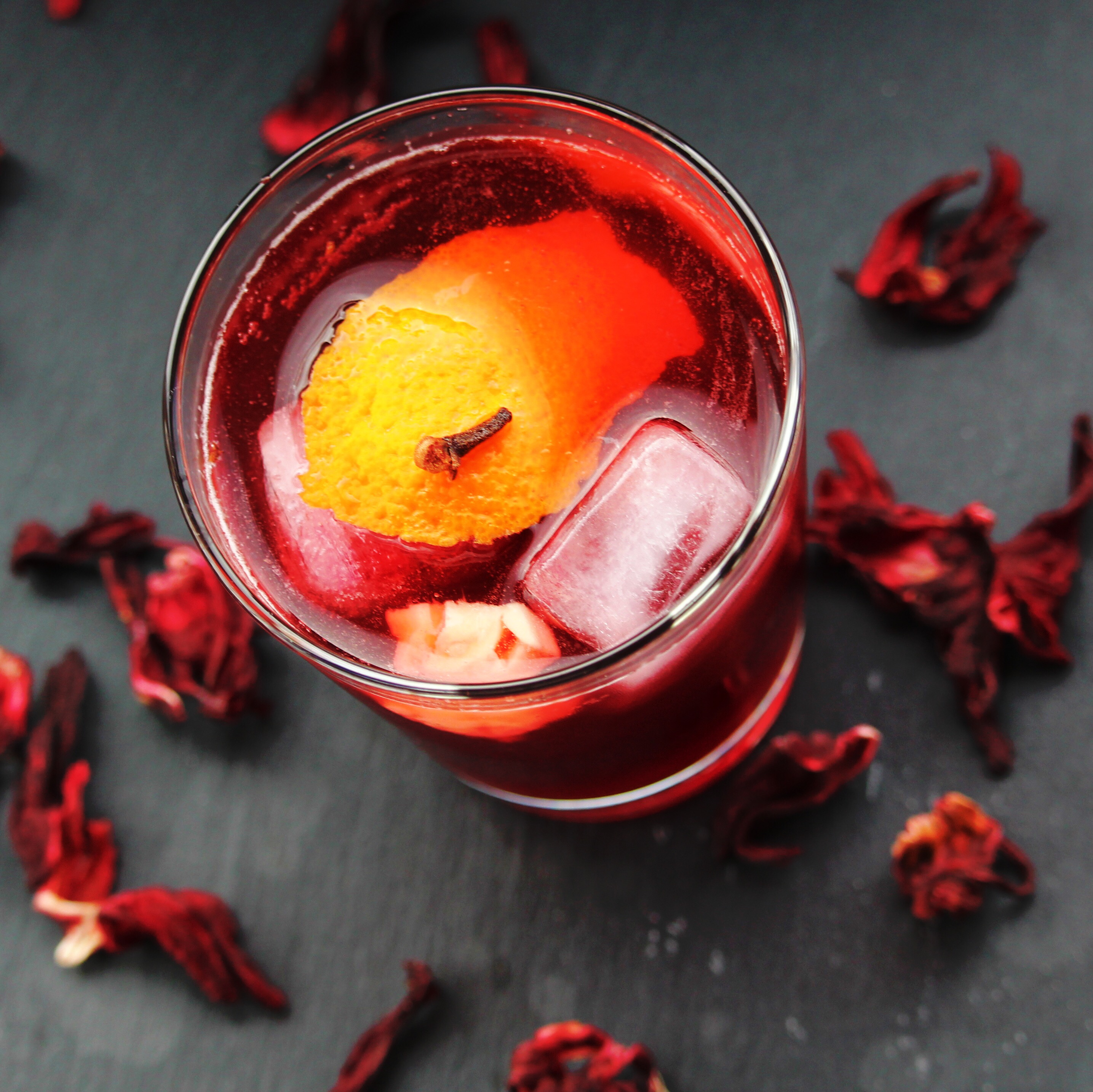 Caribbean Sorrel Tea