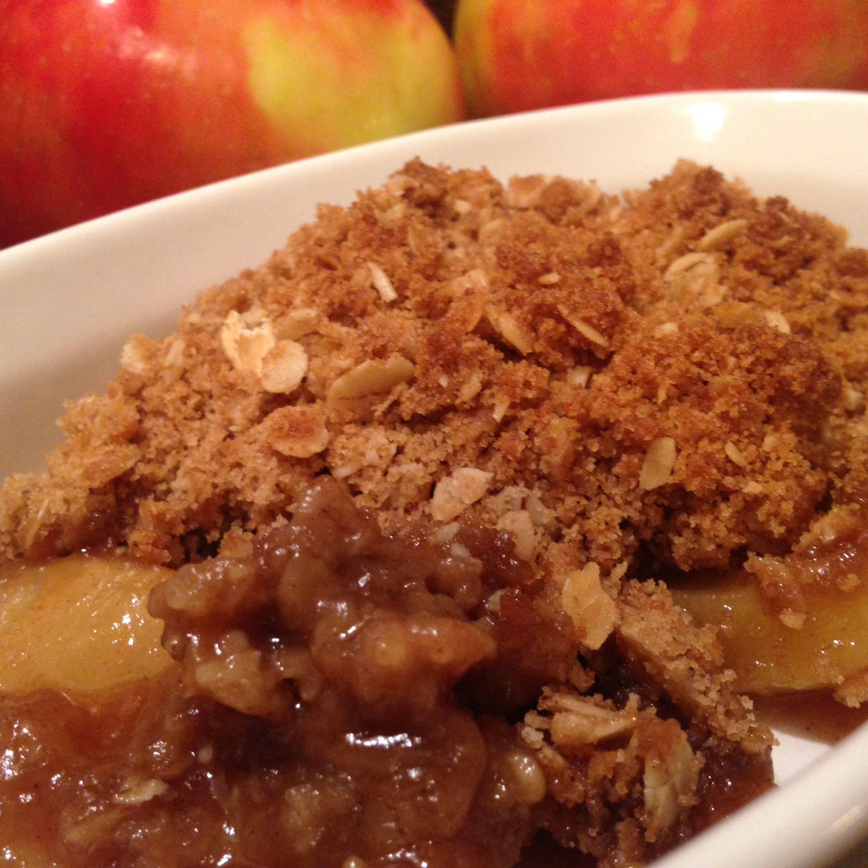 Fern's Apple Crisp