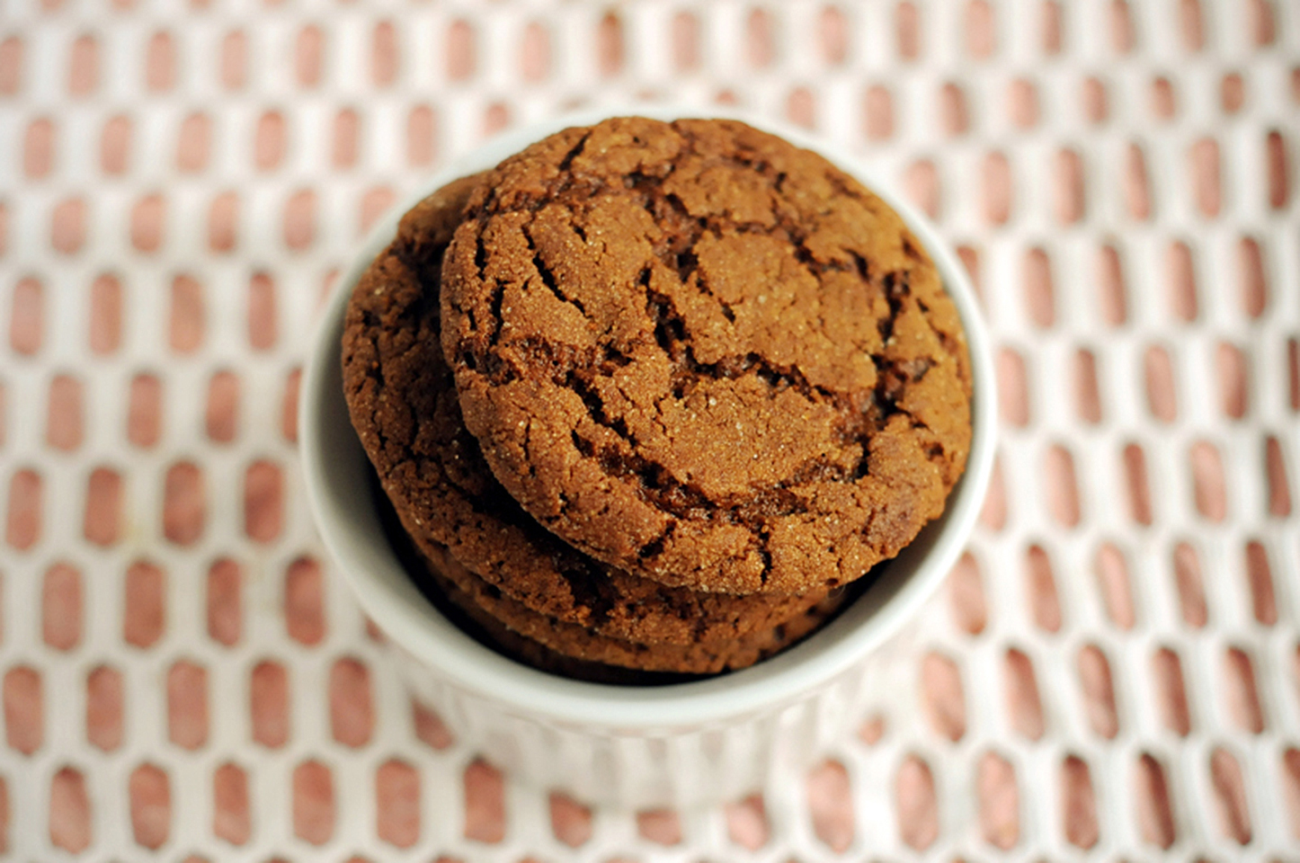 Big Soft Ginger Cookies image