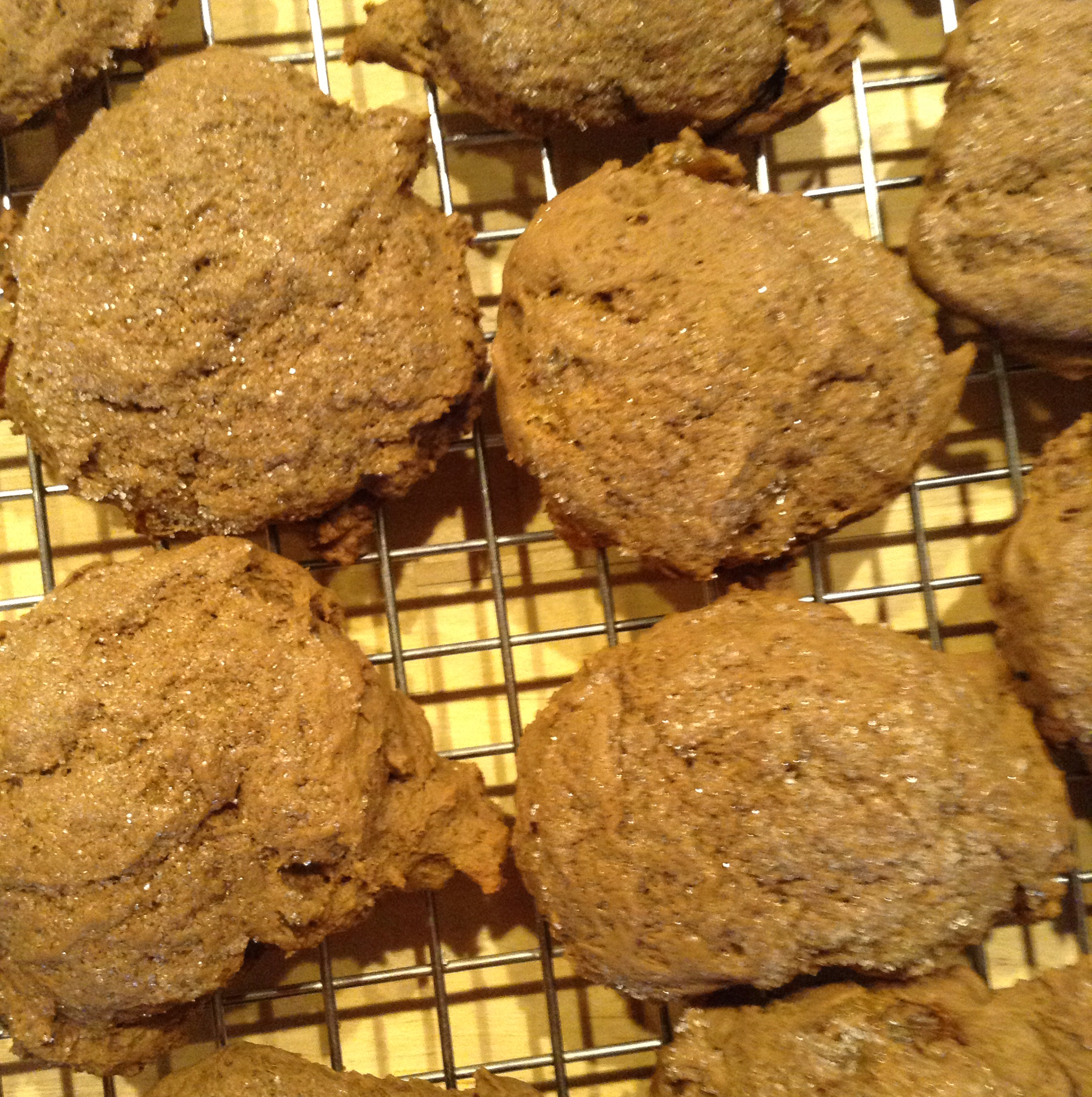 Chocolate Spice Cookies sweets