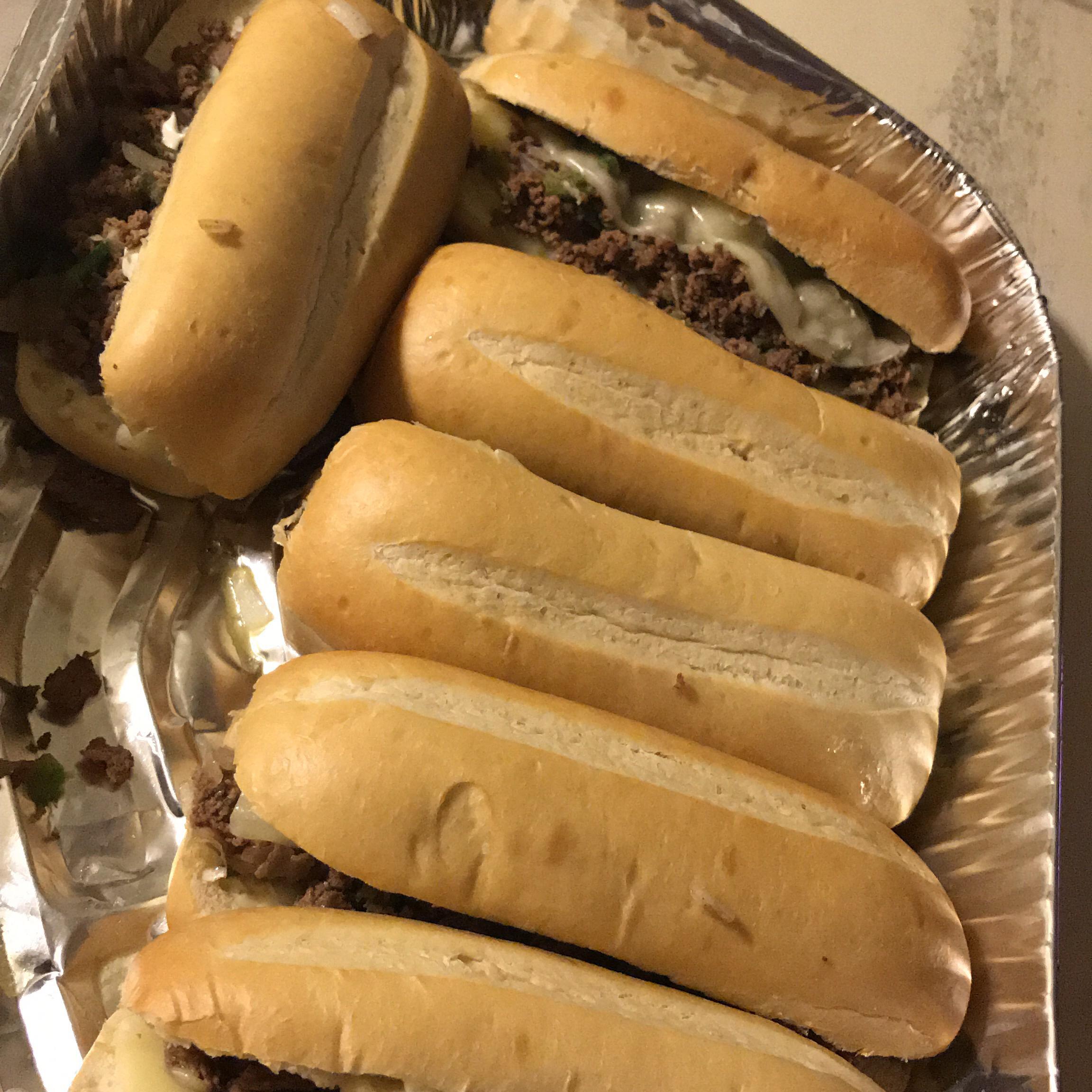 Philly Cheese Steak Traquia Townsend