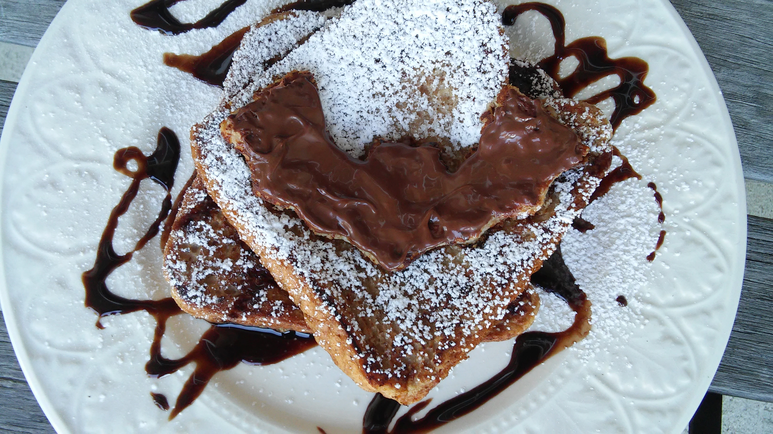 Chocolate French Toast