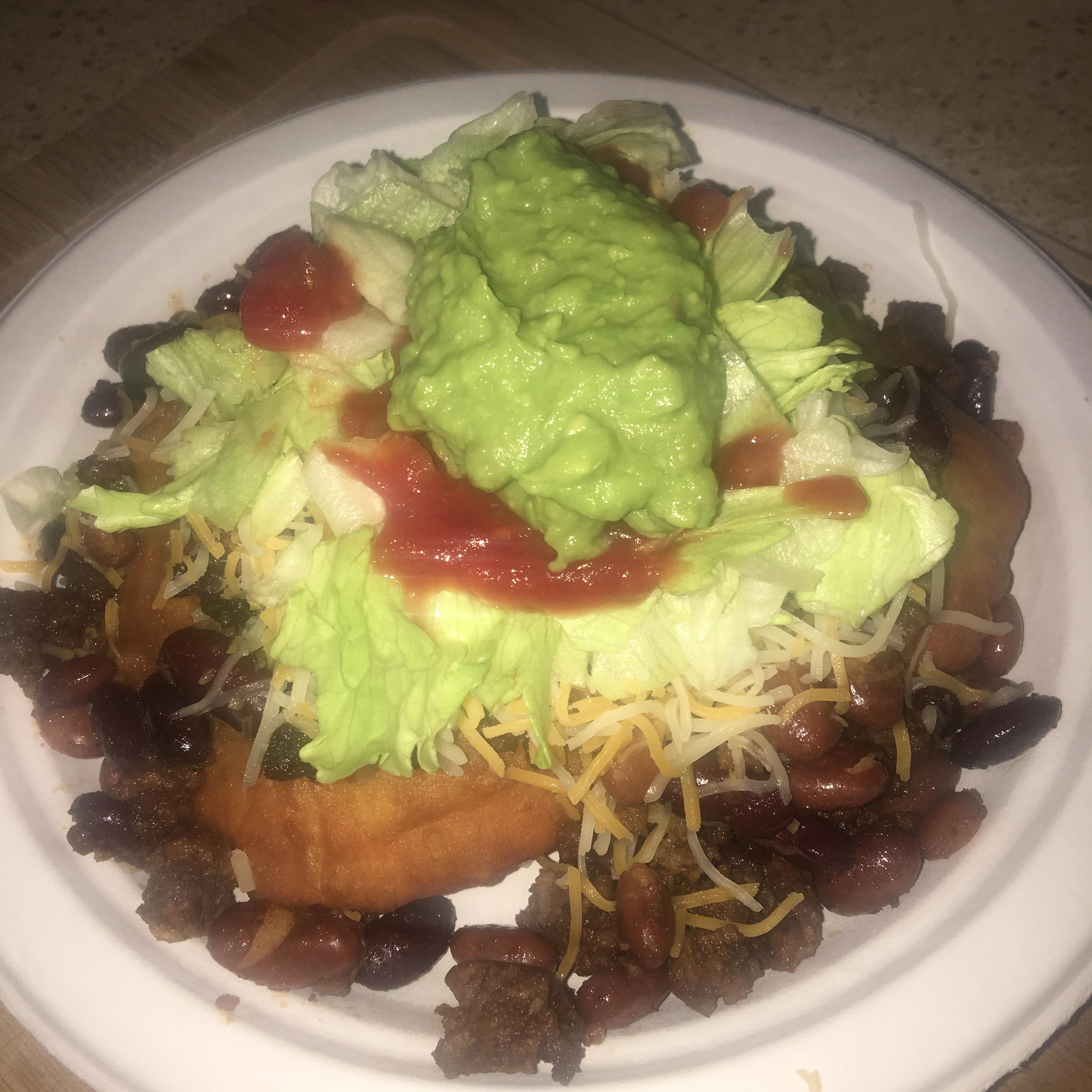 Indian Tacos Candice Shepherd