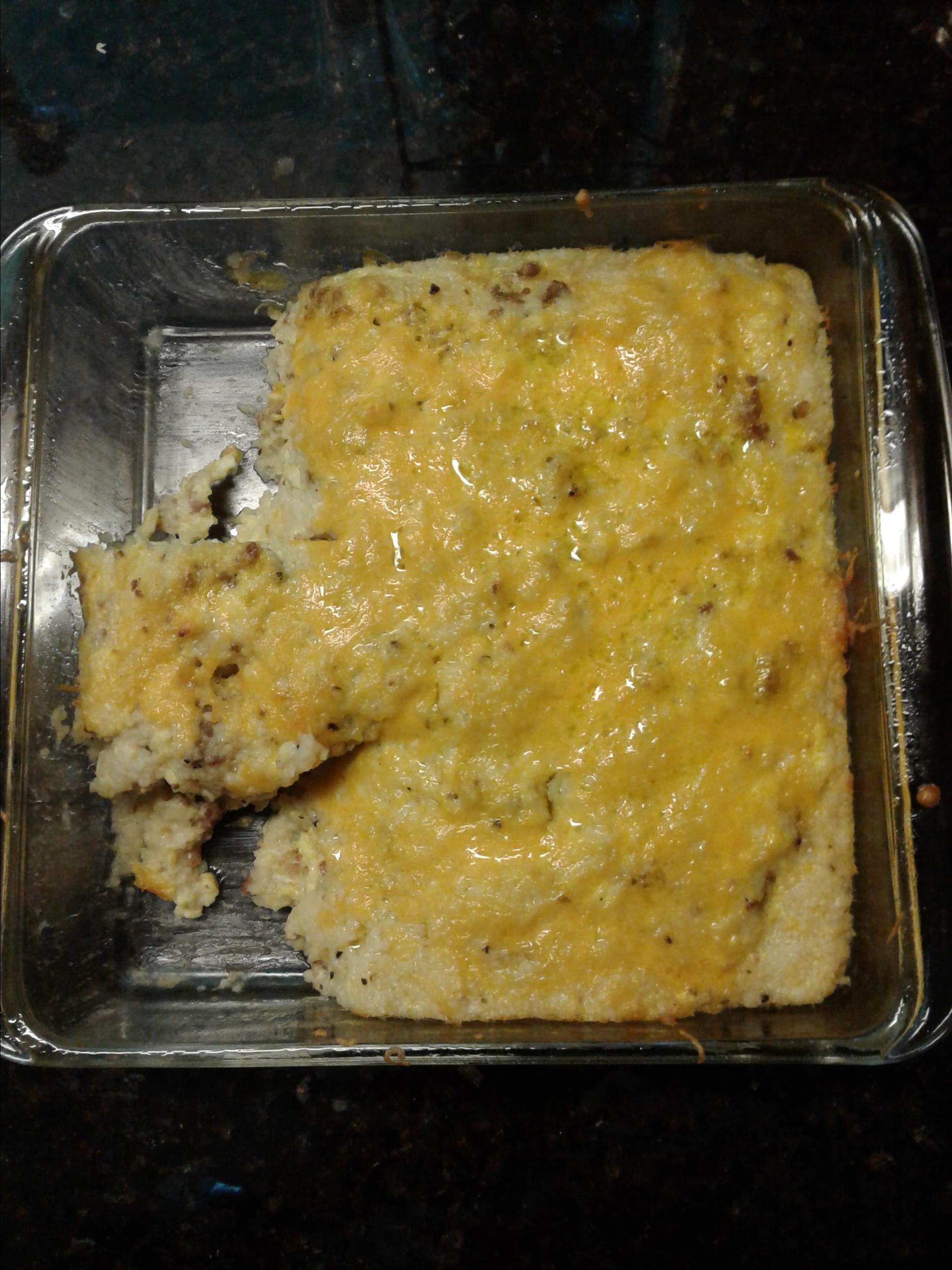 Southern Grits Casserole Mark Tolliver