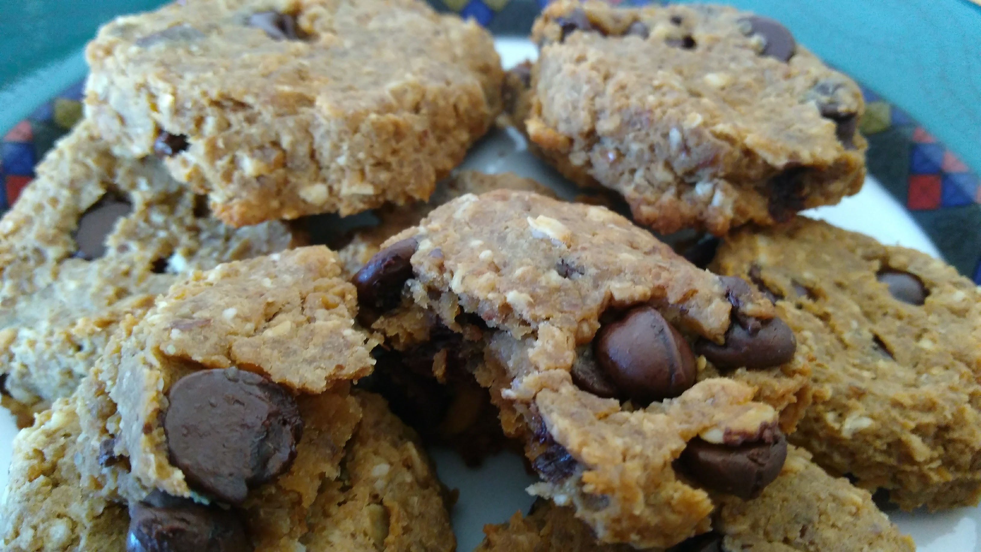 Vegan Gluten-Free Lactation Cookies