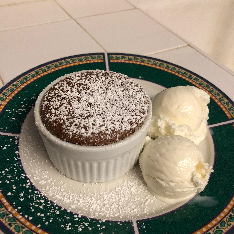 Chef John's Chocolate Souffle Theresa Nguyen