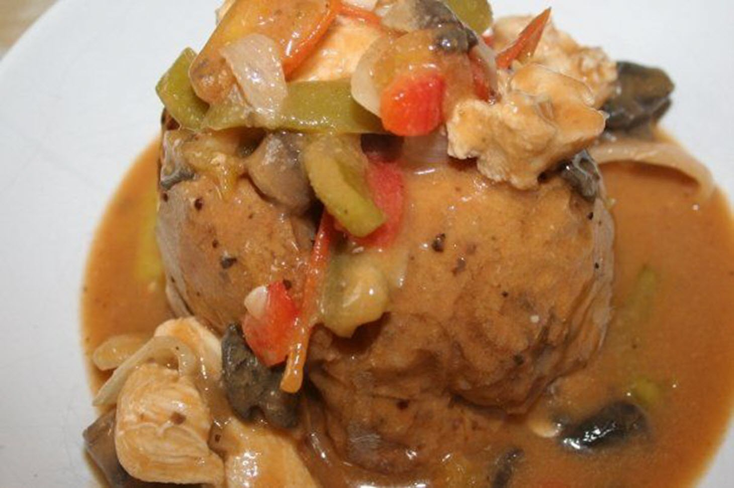 Marcel's Spicy Slow Cooker Chicken Thighs