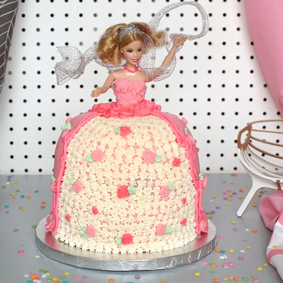 Princess Cake Fioa