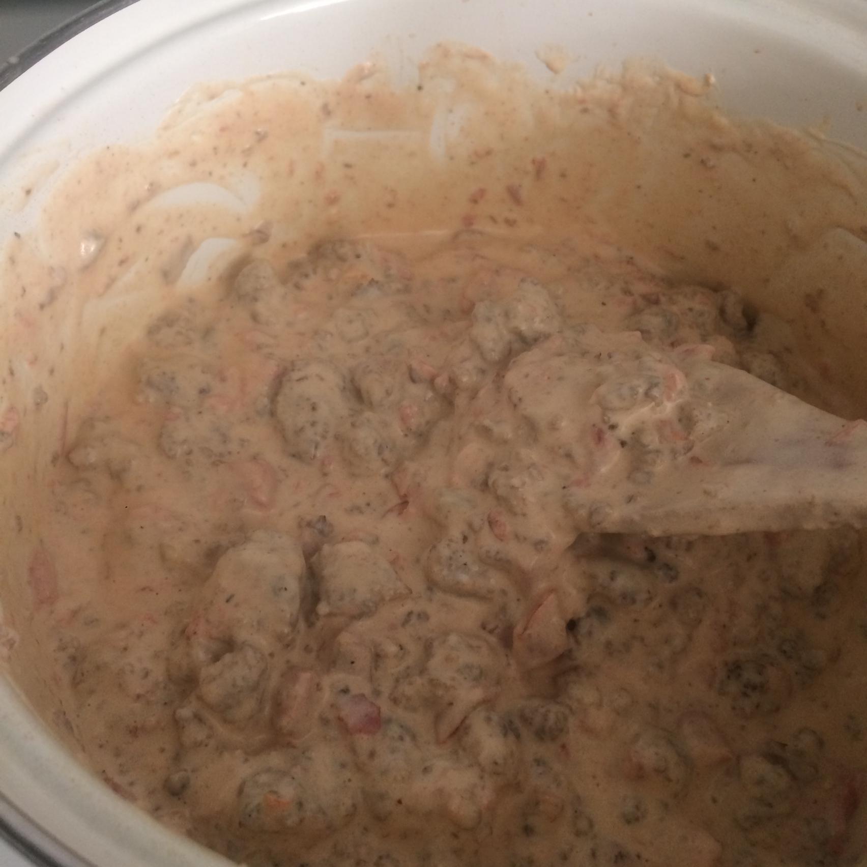 Slow Cooker Chicken Stroganoff Tory Acker