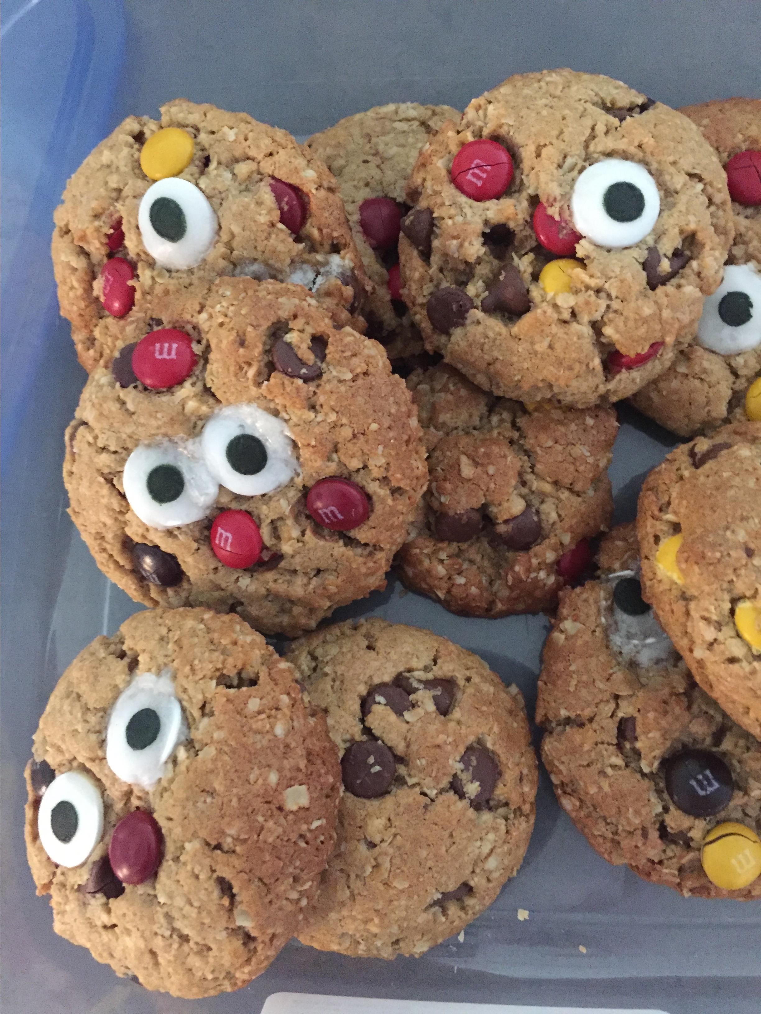 Monster Cookies VI cookielady106