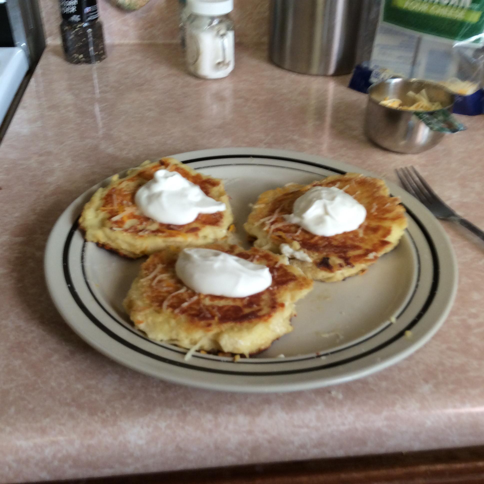 Potato Cake Vicky LaBreck