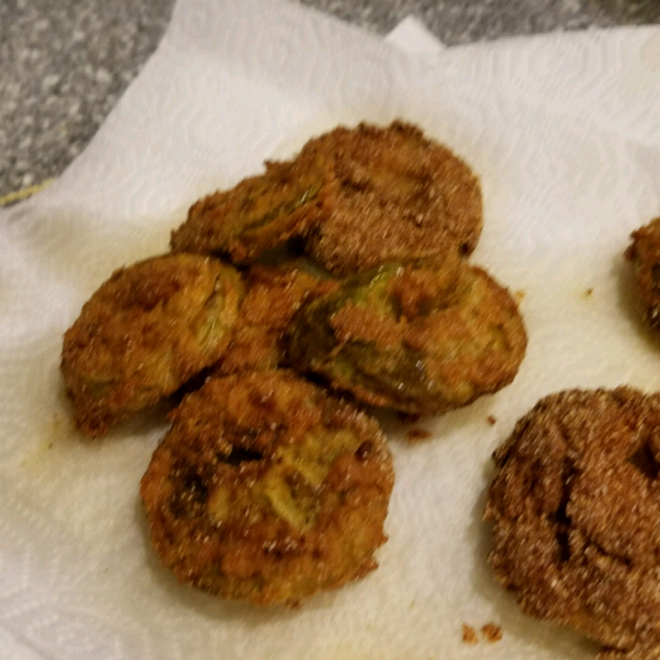 Perfect Fried Green Tomatoes Phyllis