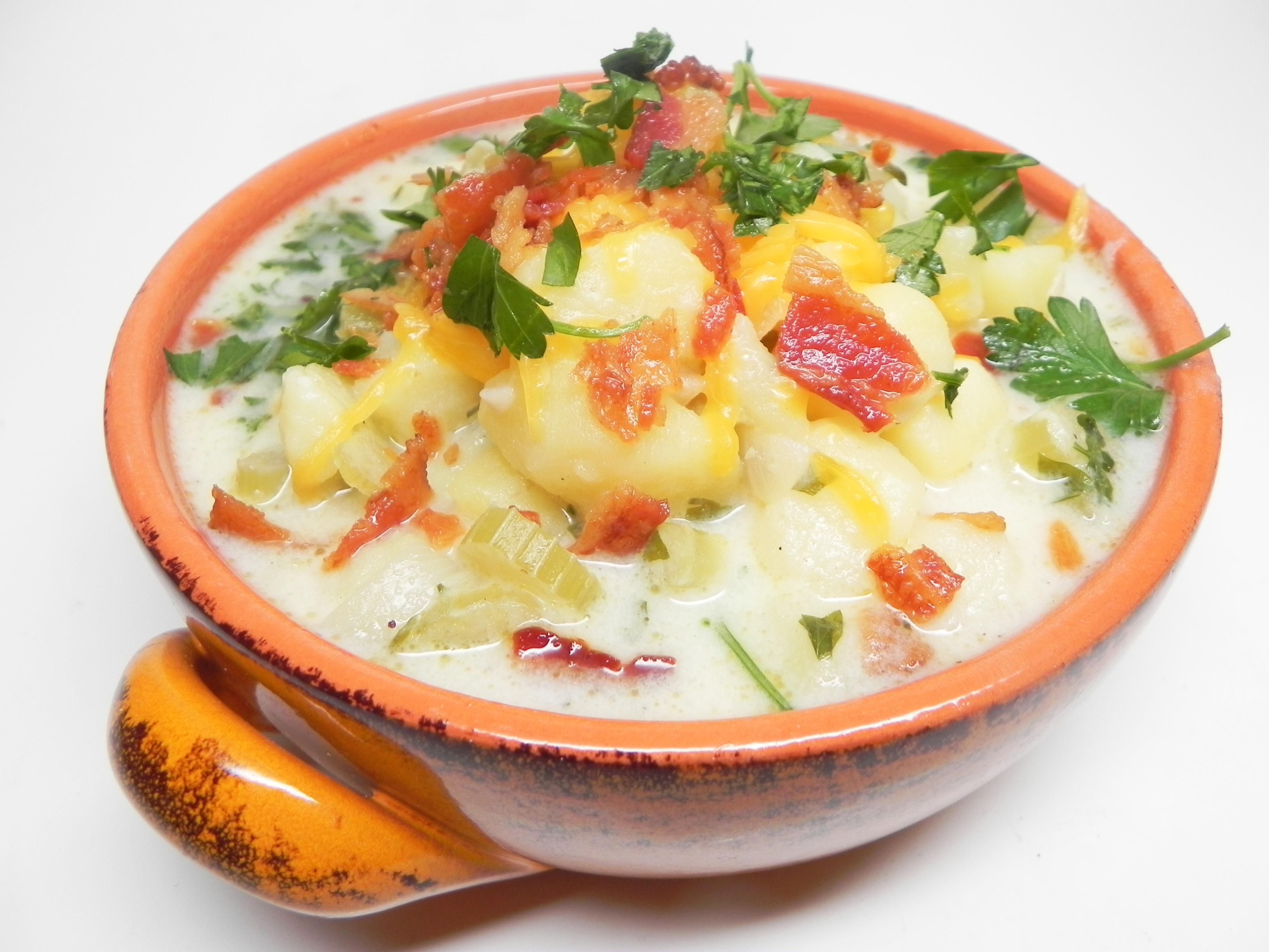 Kimmy's Potato Soup Kimberly