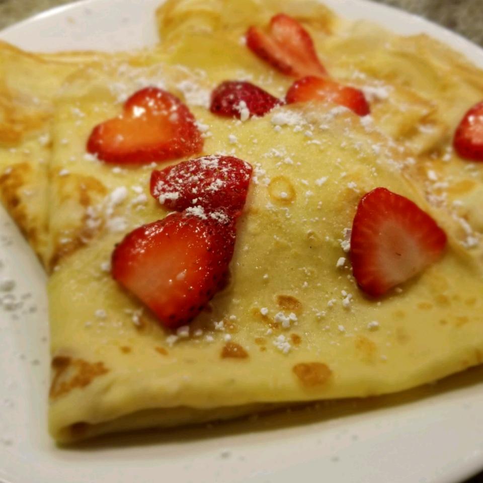 Fluffy Swedish Pancakes John Tran
