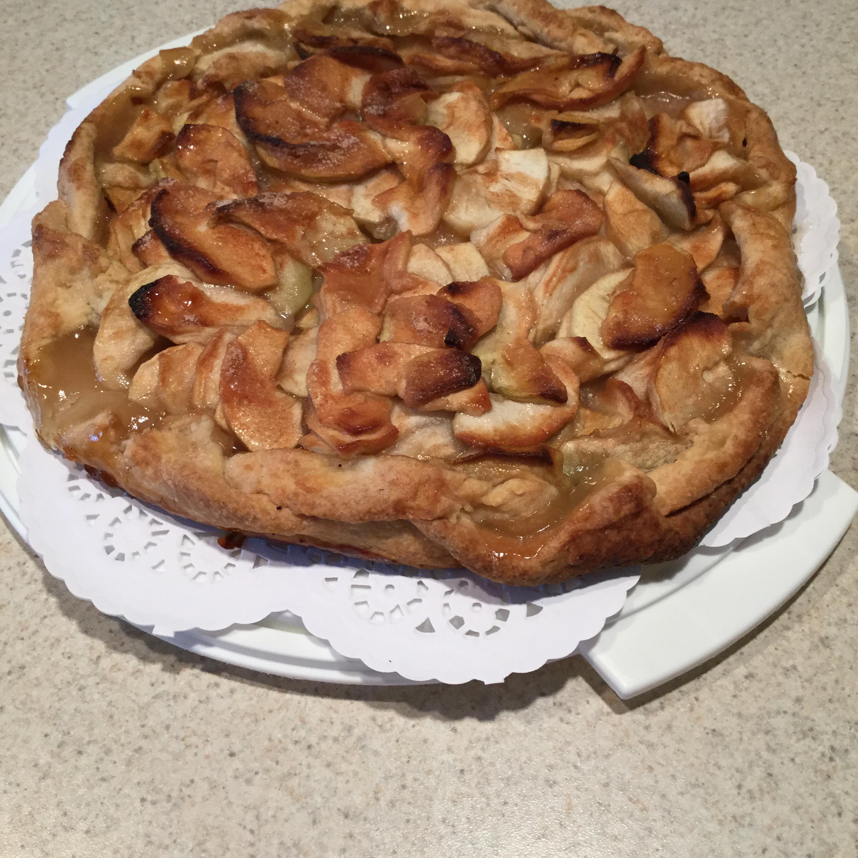 Apple Crostata Mary
