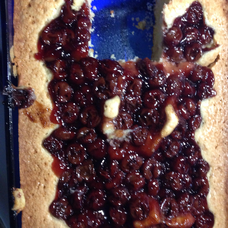 Blubaugh's Blueberry Buckle Shortcake Tammy Cassady-Ranger