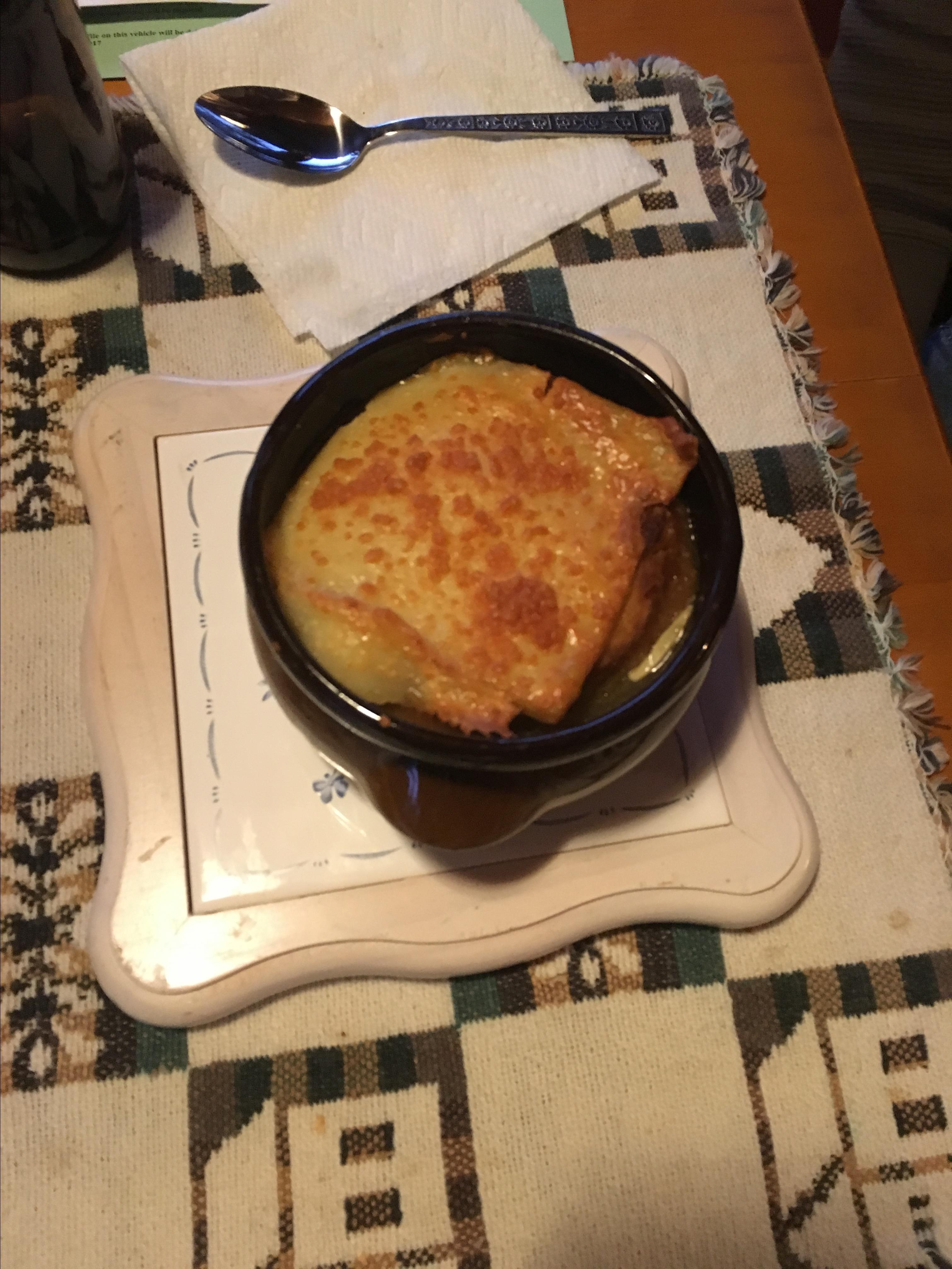 French Onion Soup VIII