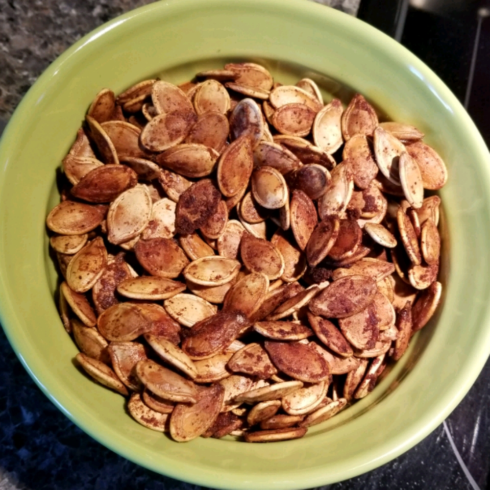 Drunken Pumpkin Seeds Peggy B