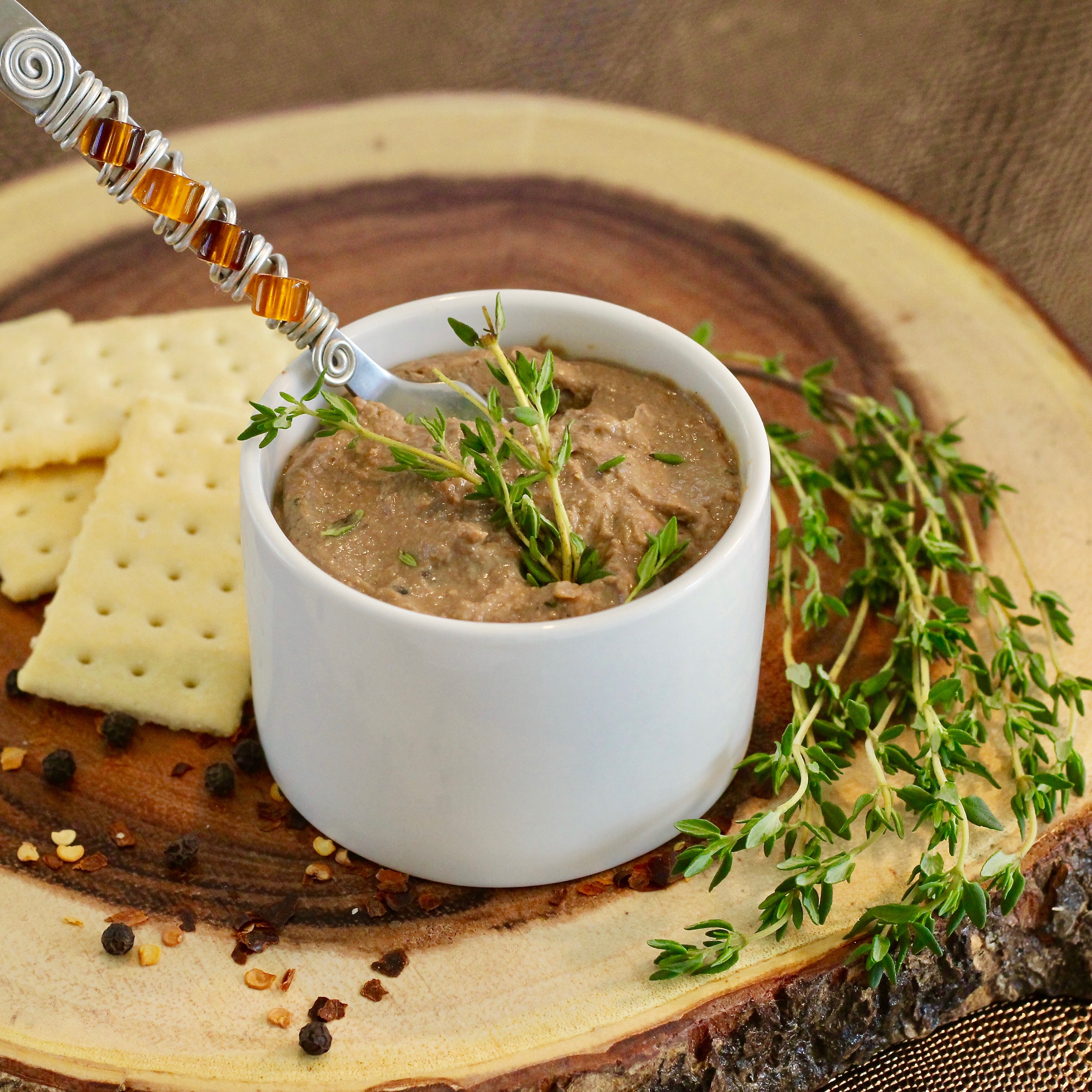Colleen's Chicken Liver Pate