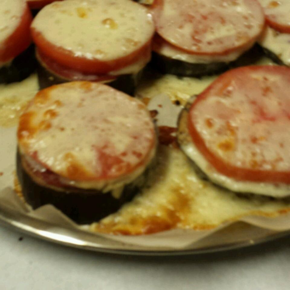 Eggplant Tomato Bake Julie Lemky