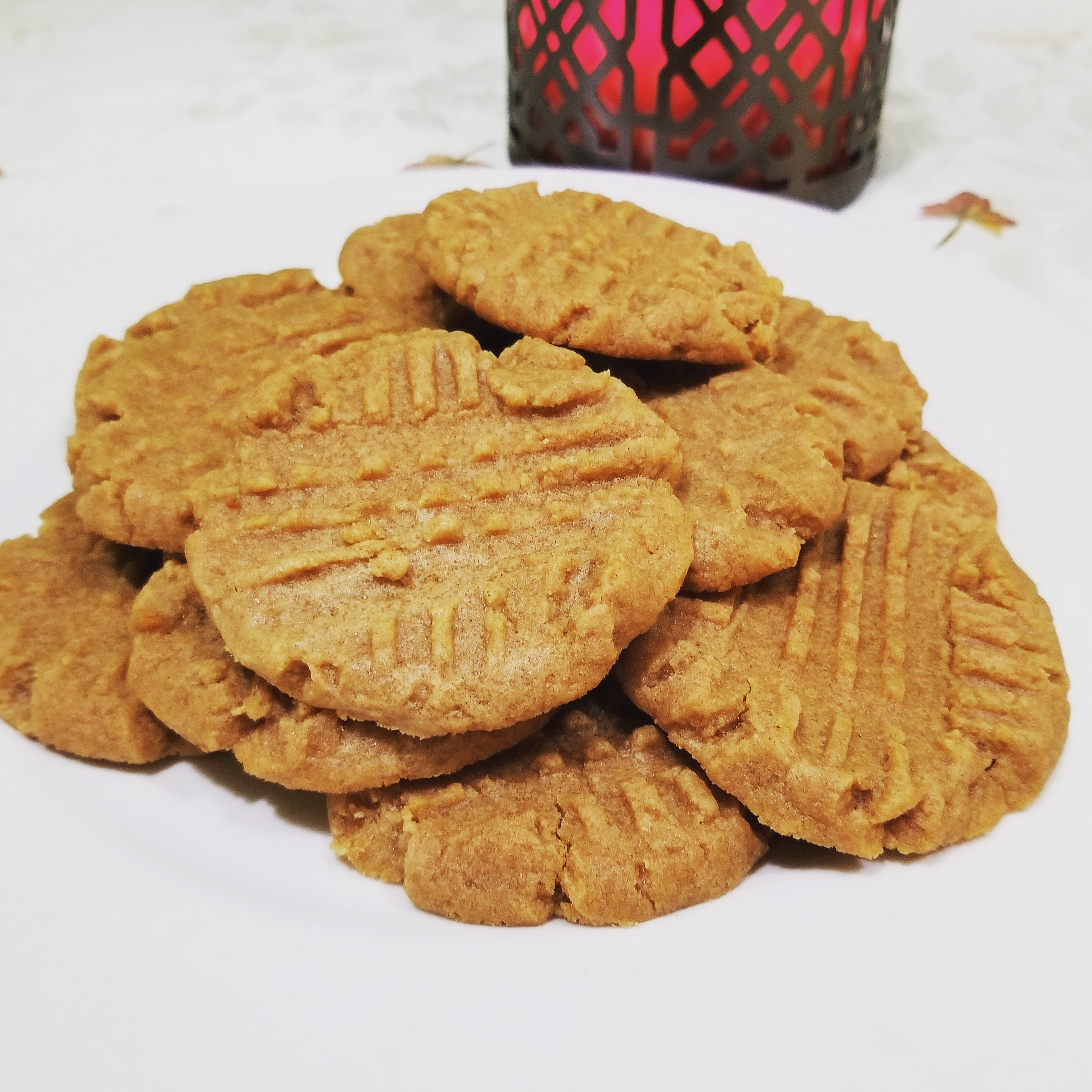 Peanut Butter Cookies from Pyure RainbowJewels