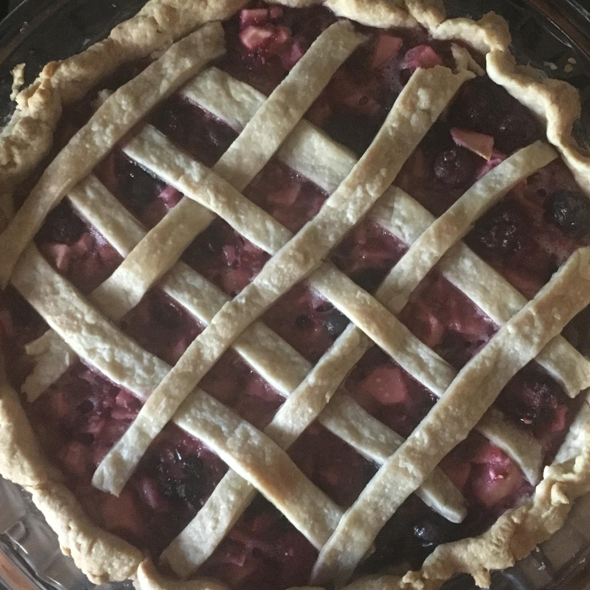 Bumbleberry Pie I Isabelle Juliette Cristescu