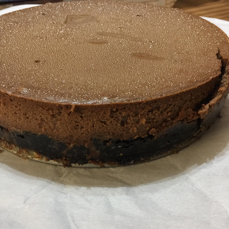 Chocolate Caramel Cheesecake Kainui