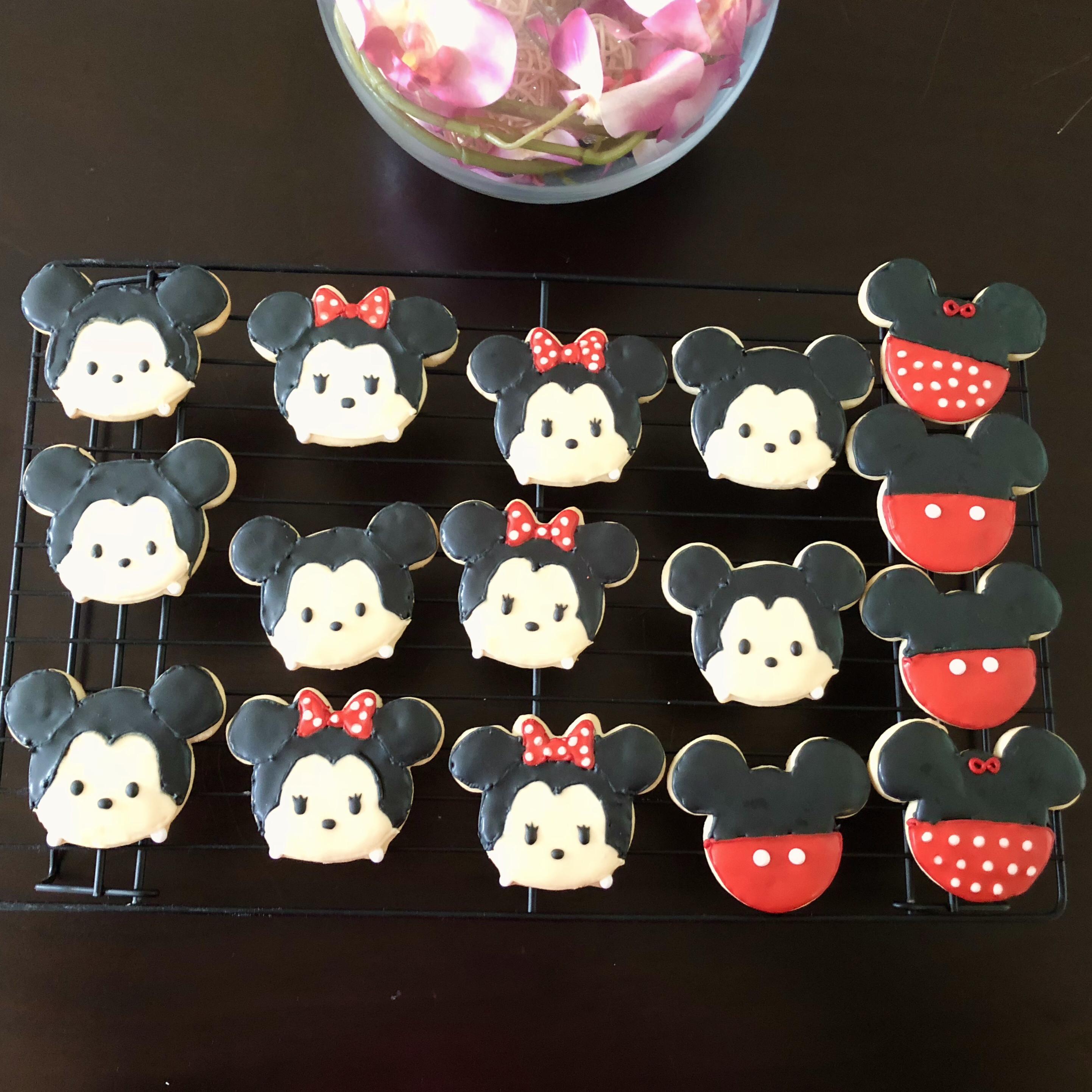 Soft Sugar Cookies V chunpeipei