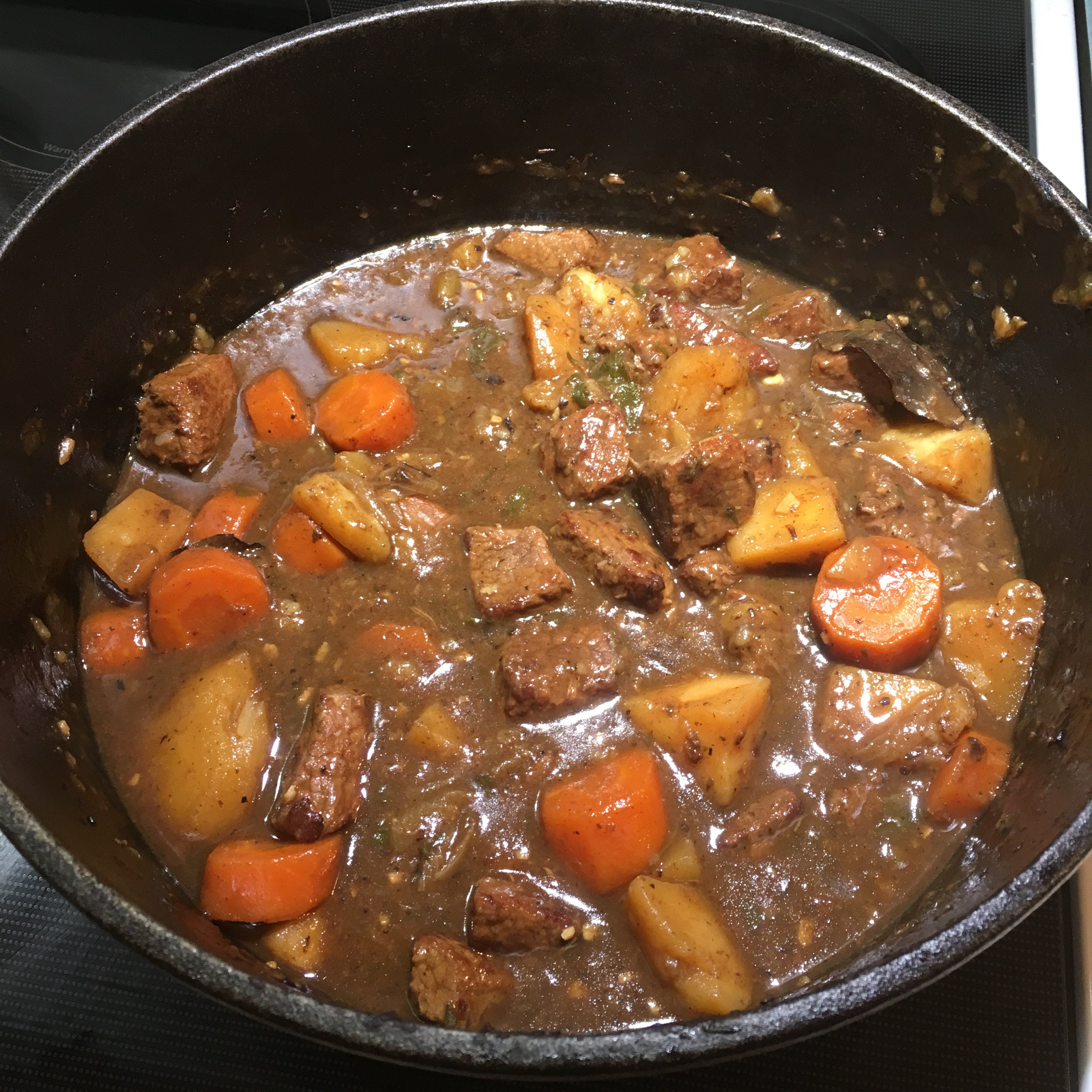 Ultimate Guinness® Beef Stew Paul from Kanata