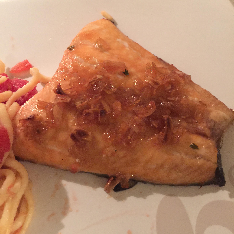 Candied Salmon Alana Carpentino