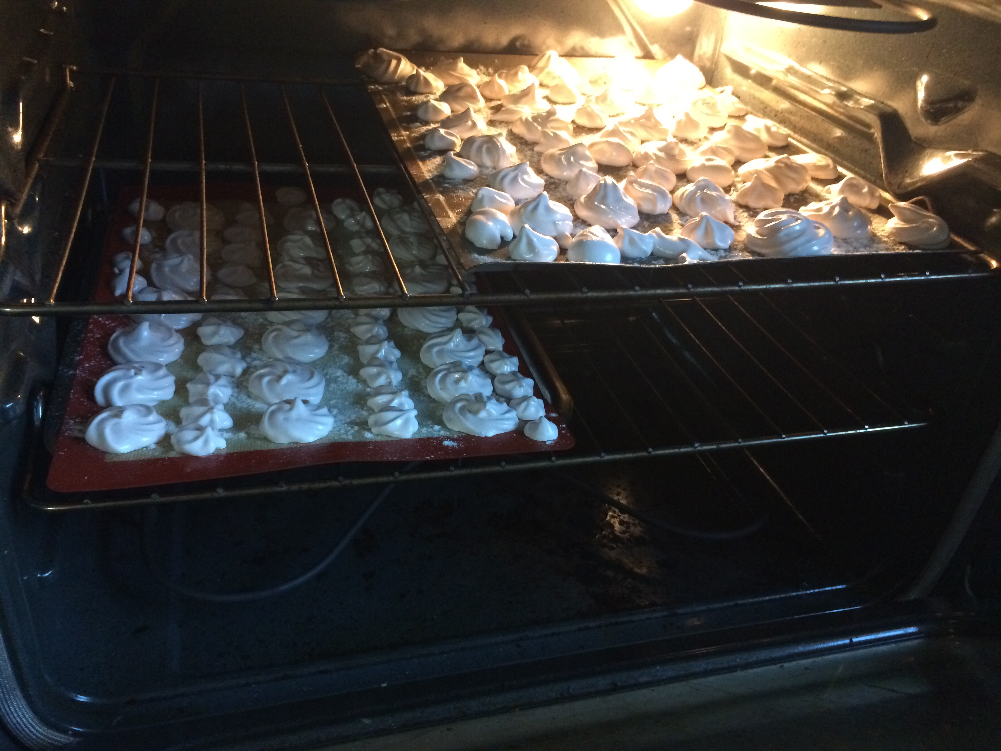 Authentic French Meringues Heeseo Jeong