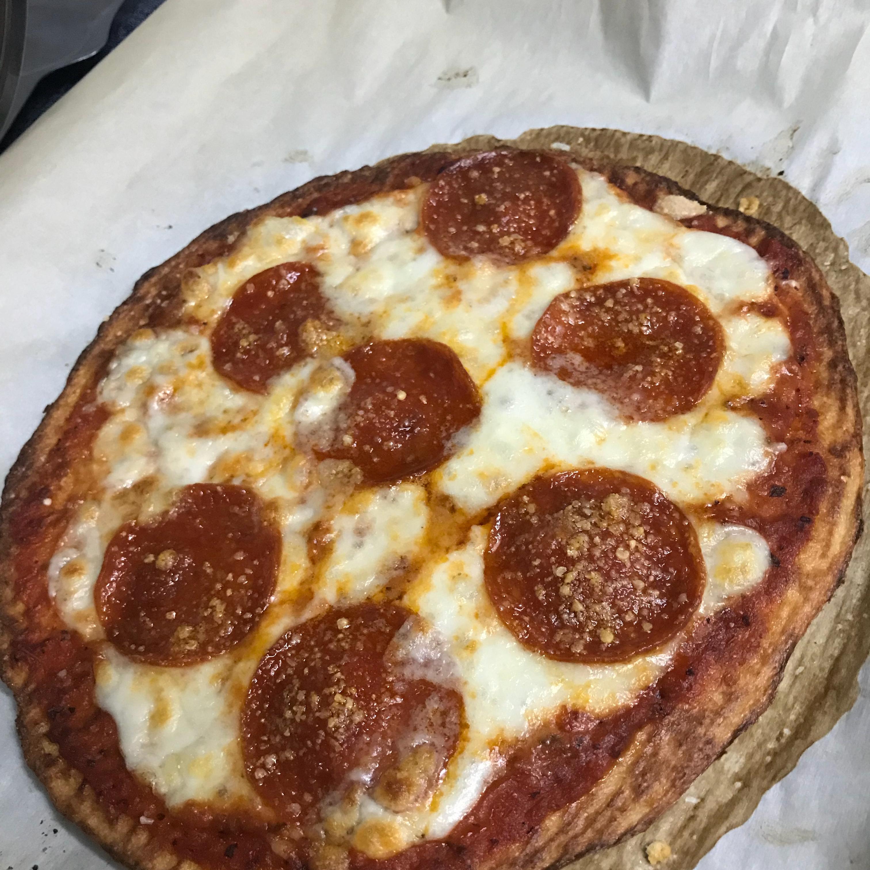Chef John's Cauliflower Pizza Crust