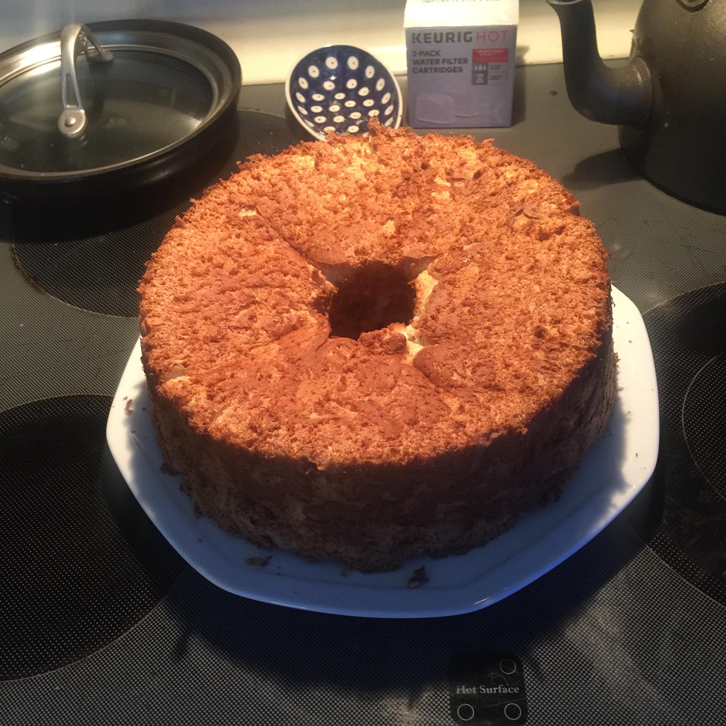 Angel Food Cake III John Lewis