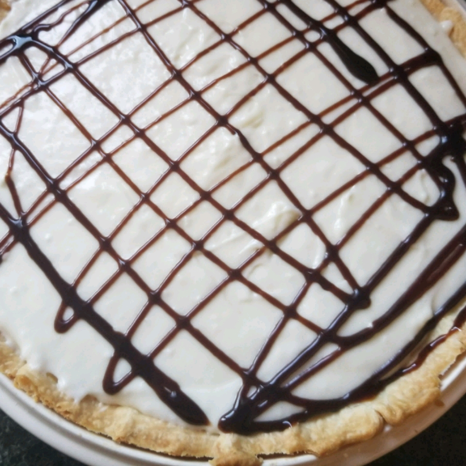 White Chocolate Cream Pie Veronica Blackman